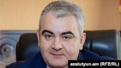 Арман Саакян (архив)