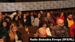 """Младинска конференција во Крушево на тема: """"Европски вредности за подобра иднина"""", октомври 2016."""
