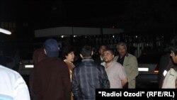 Дар интизори бурун омадани Зайд Саидов