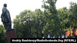 Беларустун Төбөлсүздүк Күнү Киев шаарында белгиленүүдө. 25-август 2011