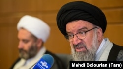 Ahmad Khatami - Speaker of Iran's Guardian Council