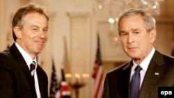 دیدار رییس جمهوری آمریکا و نخست وزیر بریتانیا یک روز پس از انتشار گزارش هیات تحقیق درباره اوضاع عراق توسط جیمز بیکر، وزیر خارجه اسبق ایالات متحده و لی همیلتون، سناتور پیشین دموکرات صورت گرفت.