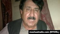 د بلوچستان د ځنګلونو او ژویو وزیر عبیدالله جان بابت