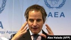 Рафаэл Гросси, Раиси Оҷонсии назорати нирӯи ҳастаии СММ (IAEA)