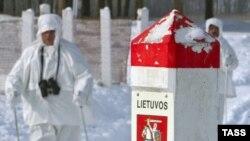 Белый порошок, найденный в машине председателя Союза поляков Белоруссии на литовско-белорусской границе, пока не идентифицирован