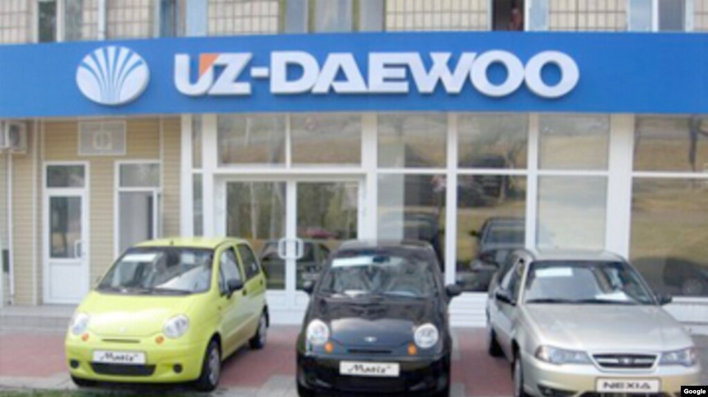 Russian Carmakers Move To Restrict Uzbek Car Imports