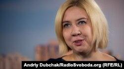 Оксана Романюк, виконавчий директор Інституту масової інформації