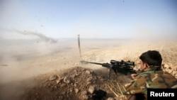 عملیات نیروهای عراقی علیه داعش برای پسگیری موصل