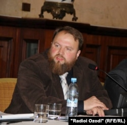 Михаил Петрушков, роҳбари Маркази рушди соҳибкорӣ дар Тоҷикистон.