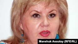 Марианна Гурина. Алматы, 29 мамыр 2012 жыл.