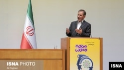 Iran vice president Jahangiri says private sector to buy, export oil