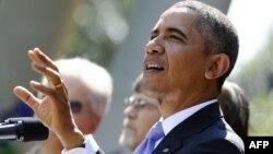 الرئيس أوباما يتحدث عن إغلاق عمل الحكومة