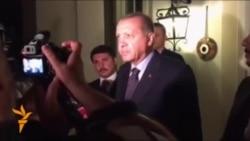 Эрдоган: Фетнәчеләр җәзага тартылачак