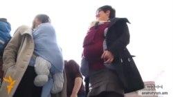 Կառավարության նախաձեռնությունը ապագա մայրերին ստիպում է բողոքի ակցիաներ անցկացնել
