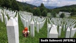Srebrenicë, 11 korrik 2019.