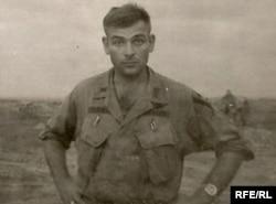 Роман Купчинский на войне во Вьетнаме