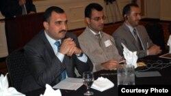 الوفد البرلماني العراقي في ديترويت