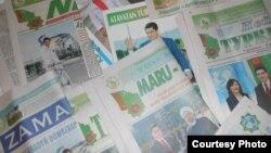 Türkmenistanyň gazetleri