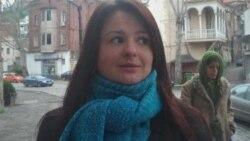 Алена Рак, беларуска ў Грузіі