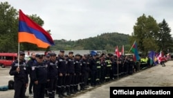 Zajednička vježba NATO, BiH i Jermenije