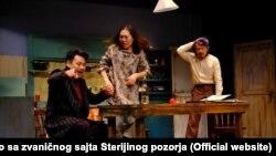 """Iz predstave """"Balkanski špijun"""" u izvedbi ansambla iz Tokija"""