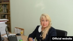 Эльвира Казакова. Фото с сайта гимназии № 4 Чебоксар.