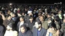 د ارمان لوڼي وژنې ضد په بلوچستان کې کاربندیز او احتجاجونه
