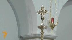 Кроў Яна Паўла ІІ — у Чырвоным касьцёле