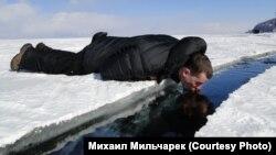 Михаил Мильчарек. Зимний Байкал