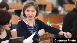 """Наталья Таубина, глава фонда """"Общественный вердикт"""""""