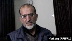 عبدالحفیظ منصور یک عضو هیئت مذاکره کننده دولت افغانستان