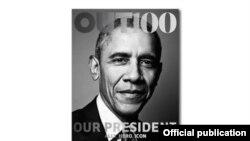 Барак Обама OUT журналынын мукабасында. 11-ноябрь, 2015-жыл.