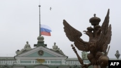The Kremlin seeks opportunity in tragedy -- again.