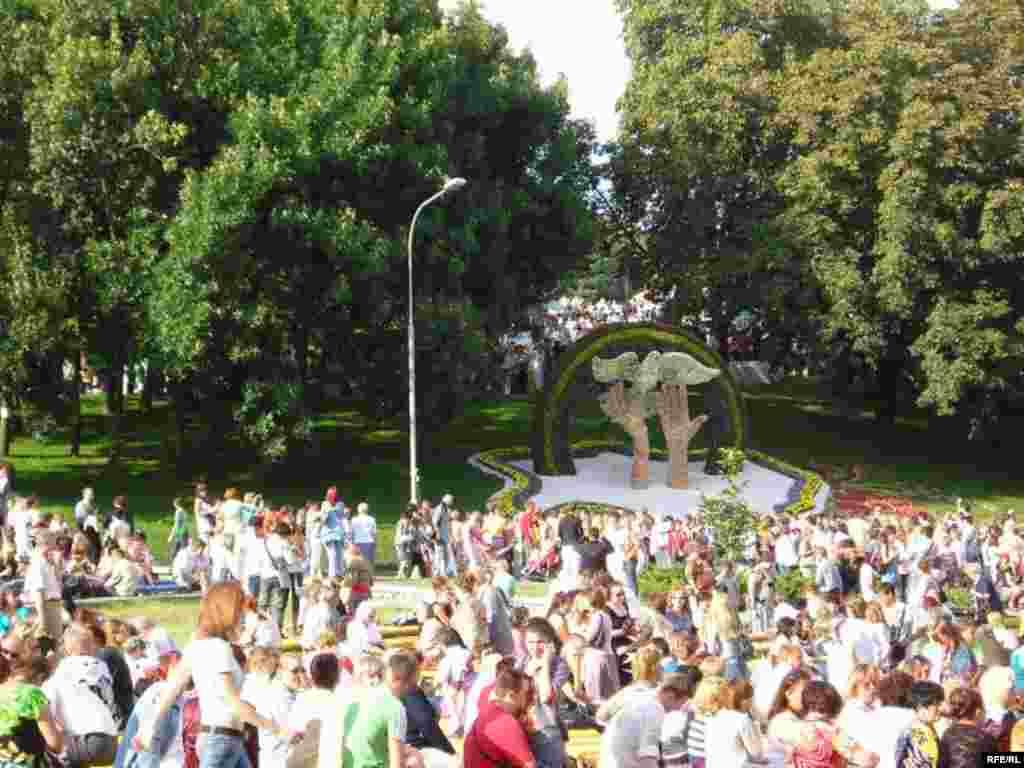 Київська міська виставка квітів - Київська міська виставка квітів 2008
