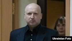 Колишній віце-прем'єр Олександр Турчинов
