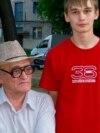 Tatarstan -- Fanzaman Battal and Azat Miftakhov (R)