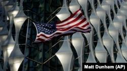 Flamuri amerikan.