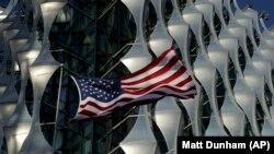 Flamuri i Shteteve të Bashkuara.