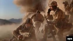 Afghanistan -- Britan köçläre, Kajaki tiräsen taliban suğışçılarınnan arındıra