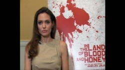 Angelina Jolie Discusses Film Set In Bosnia