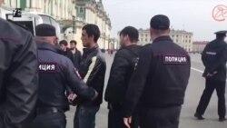 Дар Санкт Петербург ба эътирози ҳомиёни мусулмонони Мянмар иҷозат надоданд