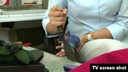 Ručno rađene cipele Tamare Prelević