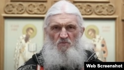 Father Sergiy is a prominent figure in Yekaterinburg, where some consider him a spiritual leader of a marginal breakaway sect of the Orthodox Church whose adherents worship Nicholas II, Russia's last tsar.