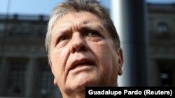 Ish presidenti i Perusë, Alan Garcia