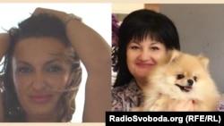 Зоя Татькова та її донька Олена Татькова