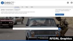 RFE/RL Direct Home Page