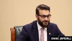 حمدالله محب مشاور امنیت ملی رئیس جمهور افغانستان