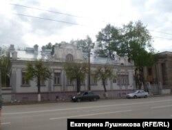 Дом в Кирове, где Дзержинский совещался со Сталиным