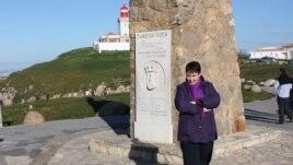 Valentina Ursu în călătoria din Portugalia