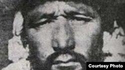 Оспан-батыр, предводитель освободительного восстания в Восточном Туркестане.